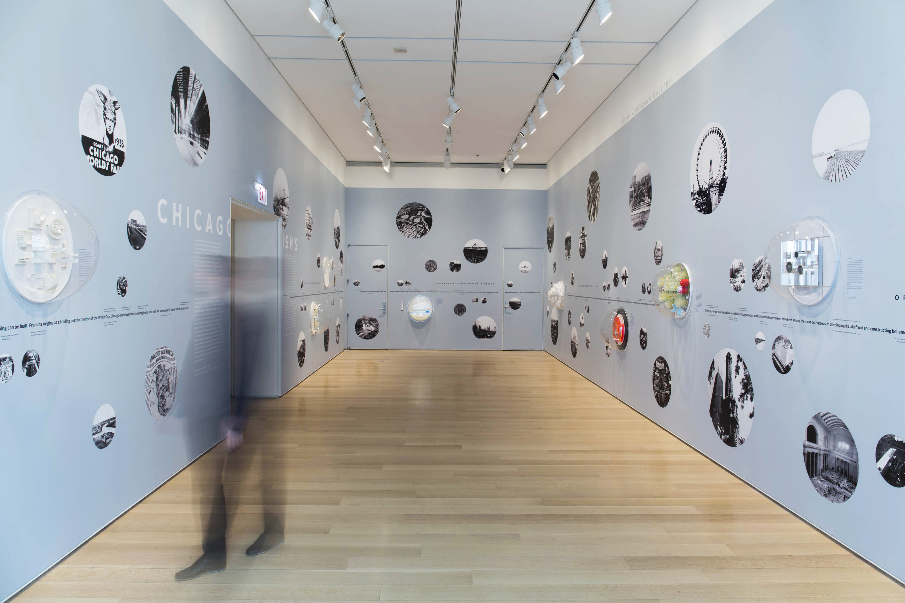 6a) Chicagoisms Exhibit